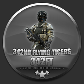 342nd Flying Tigers Logo
